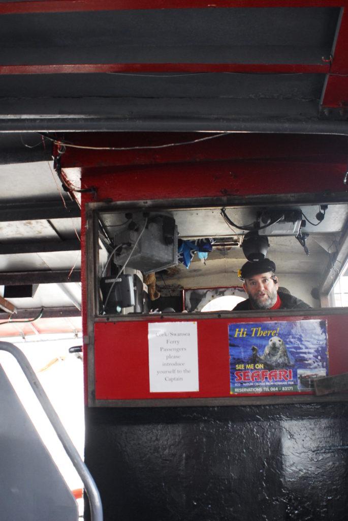 Capitan Raymond Ross